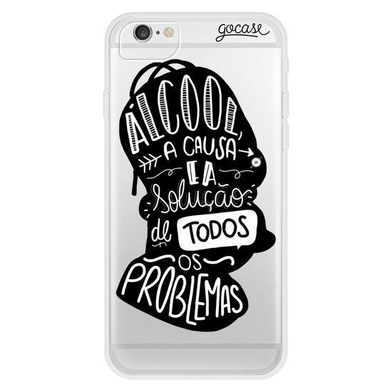 Capinha para celular Causa e Solução