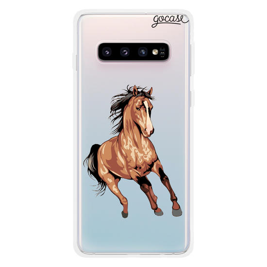Capinha para celular Cavalo
