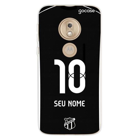 Capinha para celular Ceará - Uniforme 1 2019 Personalizado