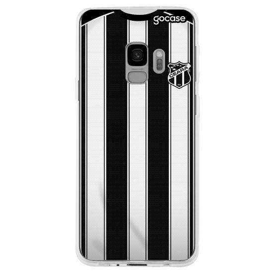 Capinha para celular Ceará - Uniforme 1 2019