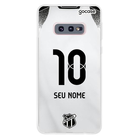 Capinha para celular Ceará - Uniforme 2 2019 Personalizado