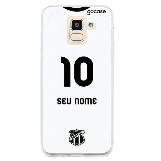 Capinha para celular Ceará - Uniforme 2 2020 Personalizado