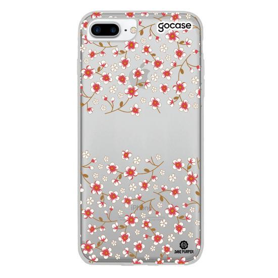 Capinha para celular Cerejeira
