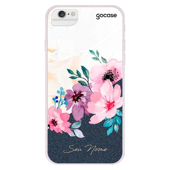 Capinha para celular Classical Flowers