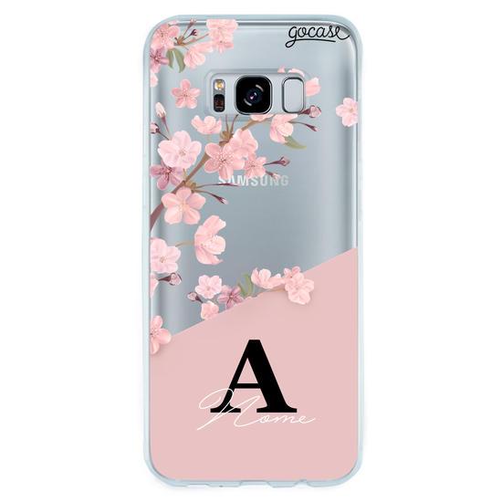 Capinha para celular Classical Rosé Customizável