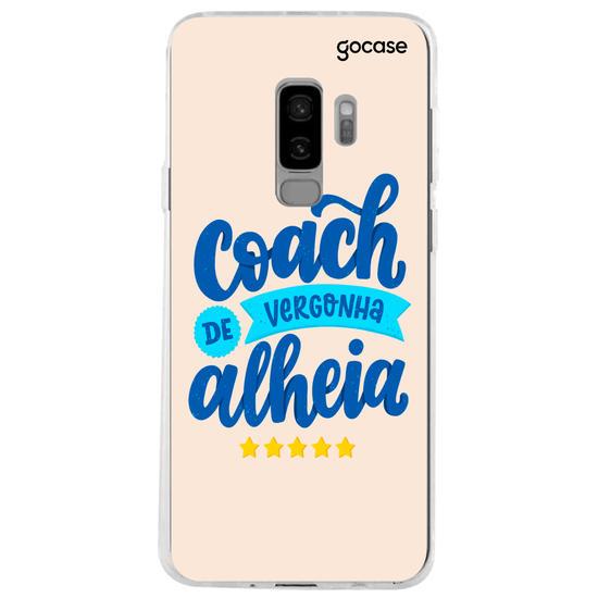 Capinha para celular Coach de Vergonha Alheia