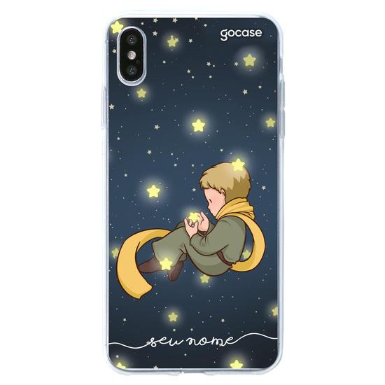Capinha para celular Colecionador de Estrelas Customizável