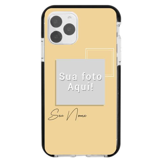 Capinha para celular Color Picture Mustard