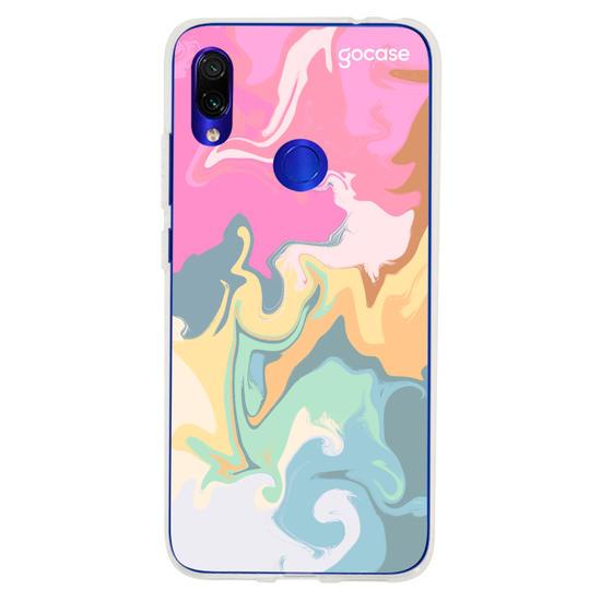 Capinha para celular Colorido Artistico