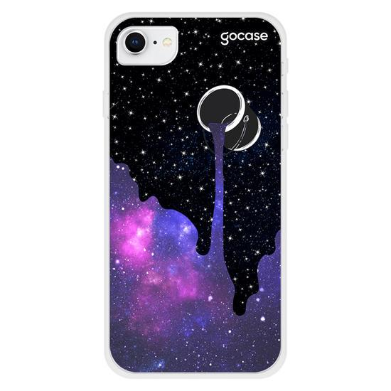 Capinha para celular Colorindo o Universo
