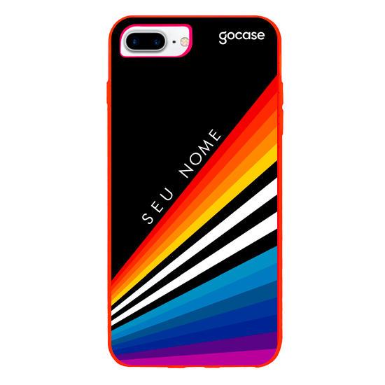 Capinha para celular Colors Stripes