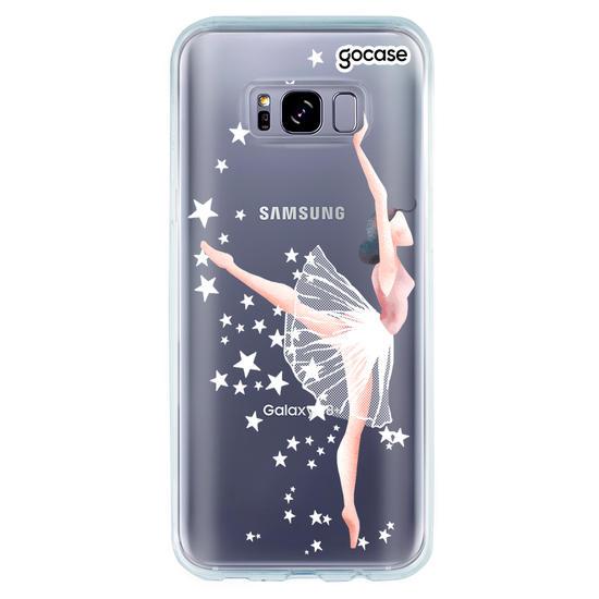 Capinha para celular Como Uma Bailarina