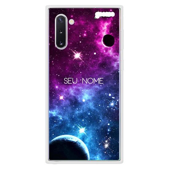 Capinha para celular Constelação Brilhante