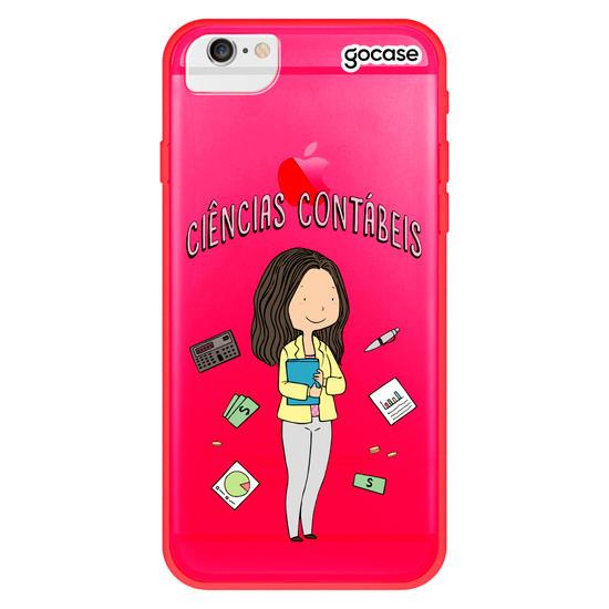 Capinha para celular Contábeis