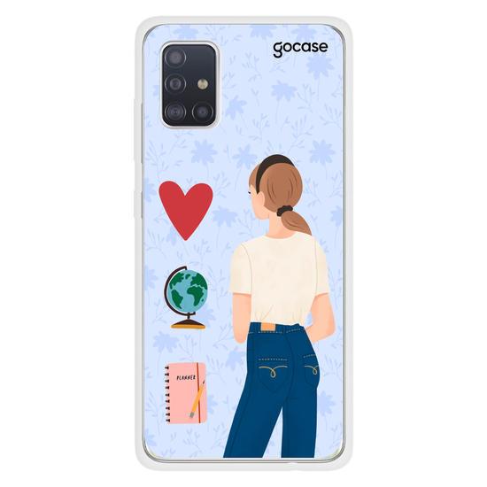 Capinha para celular Cool Girl