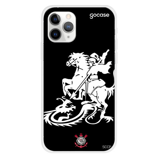 Capinha para celular Corinthians - São Jorge