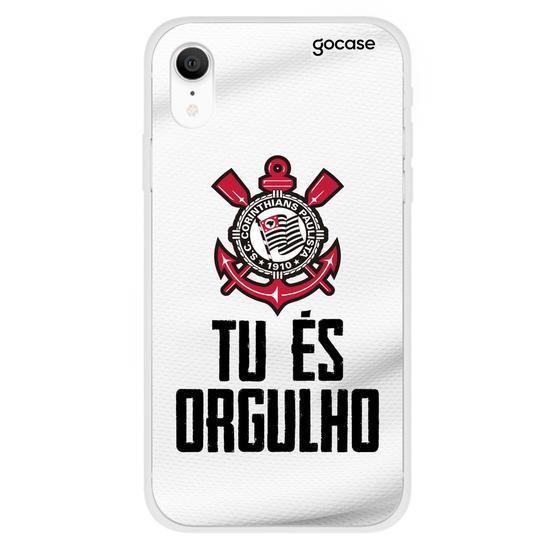 Capinha para celular Corinthians - Tu és Orgulho
