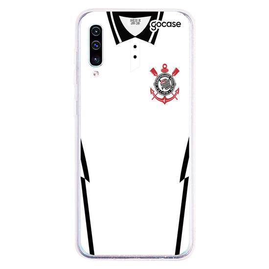 Capinha para celular Corinthians - Uniforme 1 2020