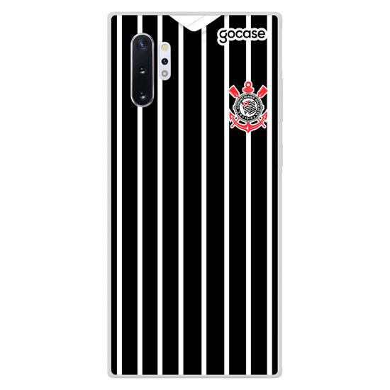Capinha para celular Corinthians - Uniforme 2 2020