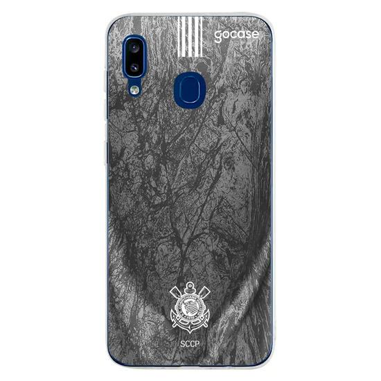 Capinha para celular Corinthians - Uniforme 2