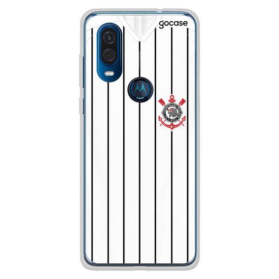 Capinha para celular CORINTHIANS - UNIFORME 1 2019