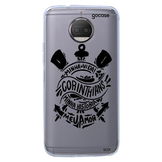 Capinha para celular Corinthians - Minha Vida