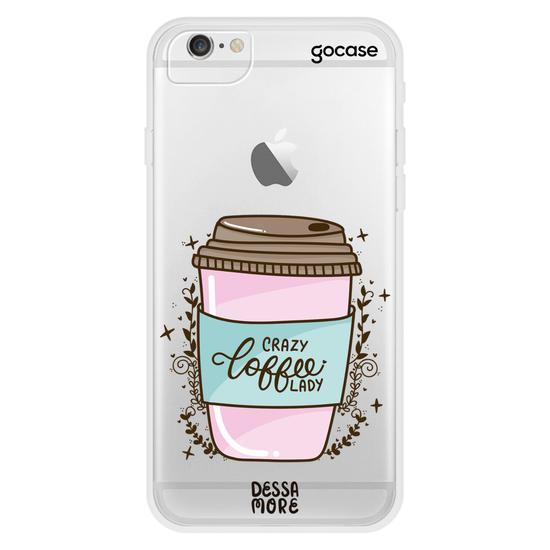 Crazy Coffee  Phone Case