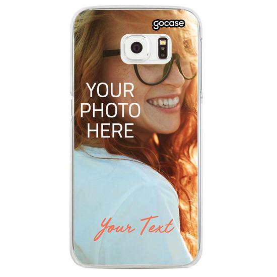 Funda Samsung Galaxy S6 Personaliza Con Tu Nombre Gocase
