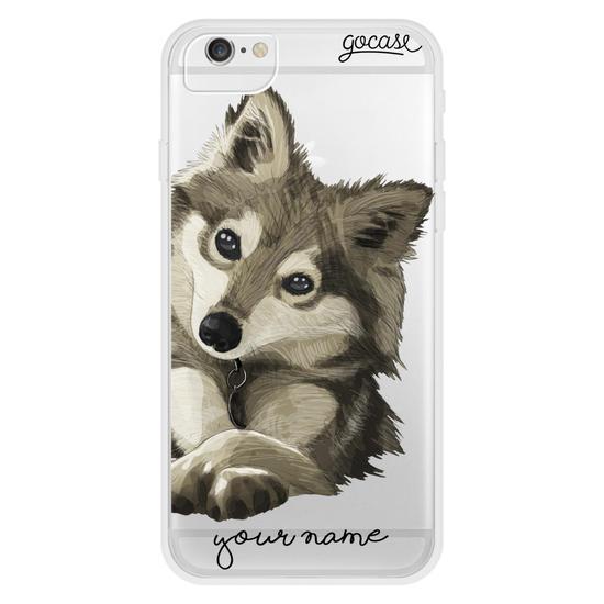 Cute Looking Pup Phone Case