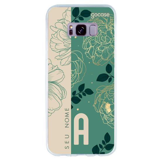 Capinha para celular Delicate Floral