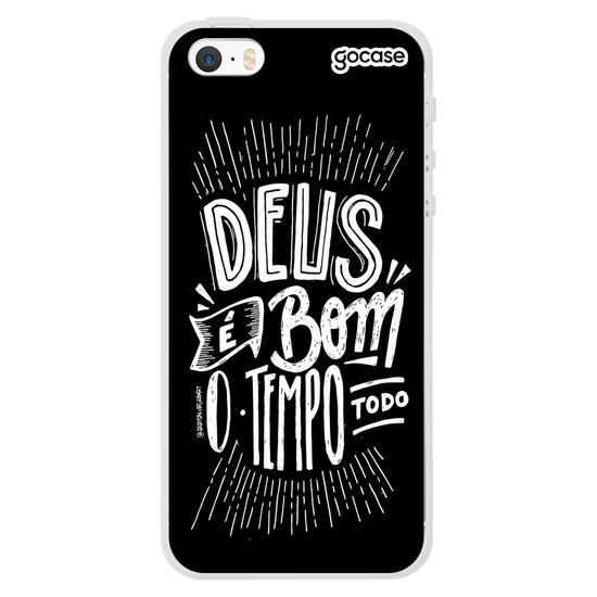 Capinha para celular Deus É Bom