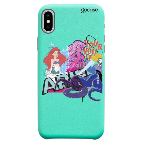 Capinha para celular Fascino - Disney - Ariel Fascino Pop Art