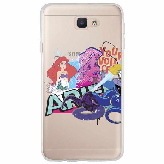Capinha para celular Disney - Ariel Pop Art