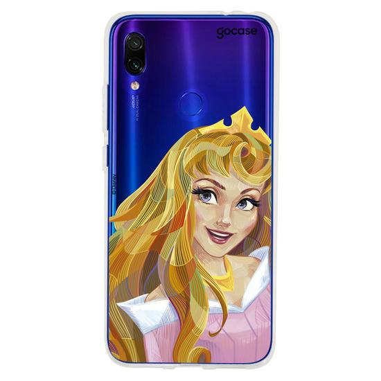 Capinha para celular Disney - Aurora Style