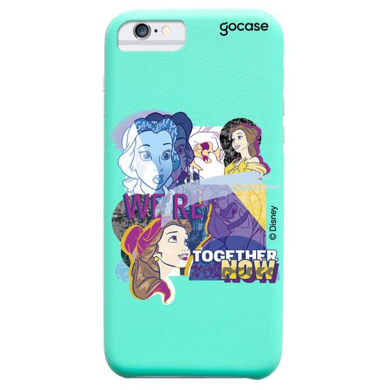 Capinha para celular Fascino - Disney - Bela Fascino Pop Art