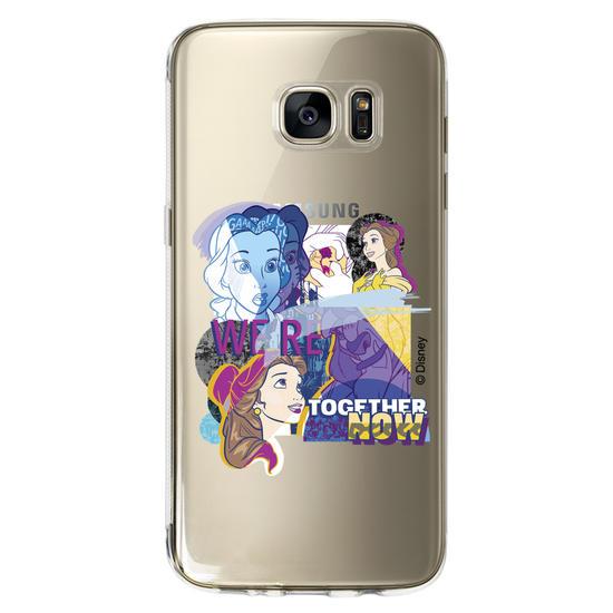 Capinha para celular Disney - Bela Pop Art