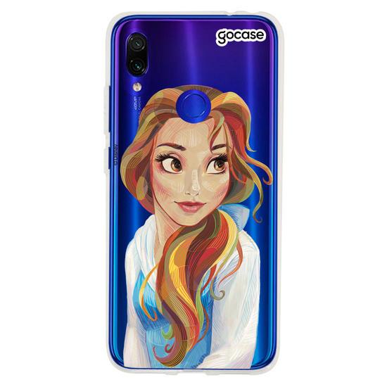 Capinha para celular Disney - Bela Style