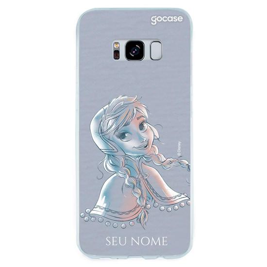 Capinha para celular Disney - BFF Frozen - Anna