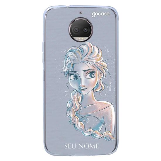 Capinha para celular Disney - BFF Frozen - Elsa
