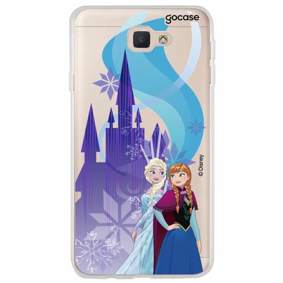 Capinha para celular Disney - Arendelle