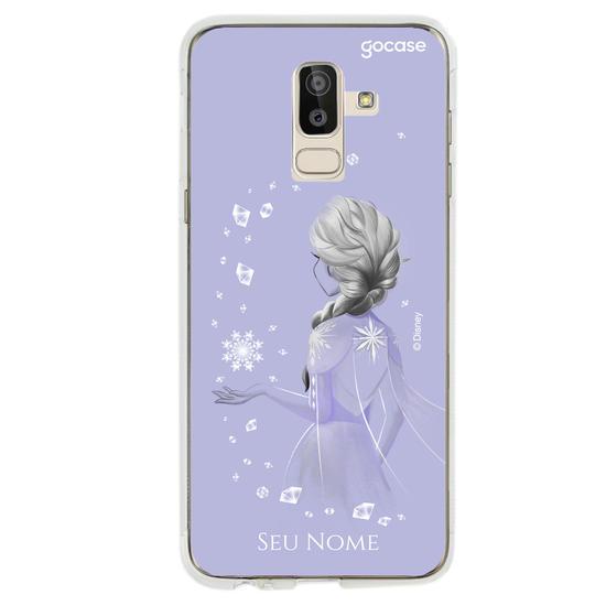 Capinha para celular Disney - Cristais de Inverno