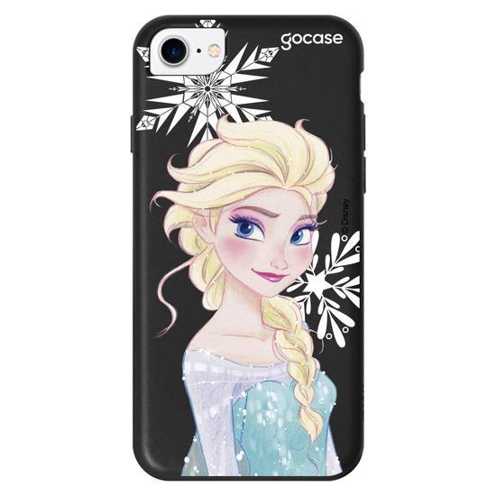 Capinha para celular Disney - Elsa Style