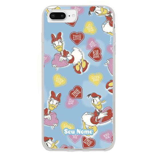 Capinha para celular Disney - Margarida Pattern