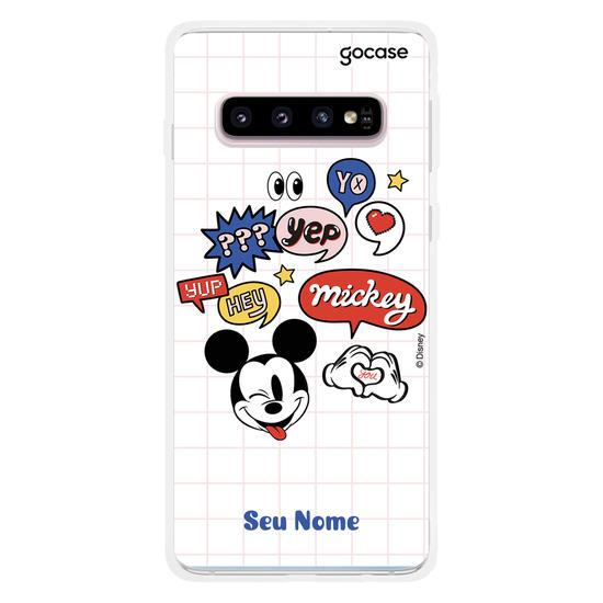 Capinha para celular Disney - Mickey Things