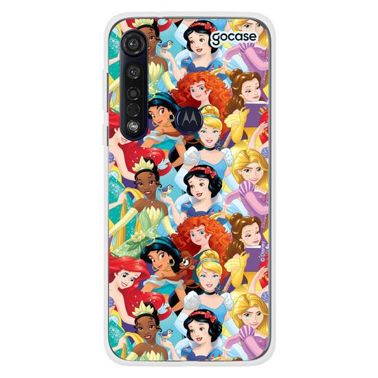Capinha para celular Disney - Princesas