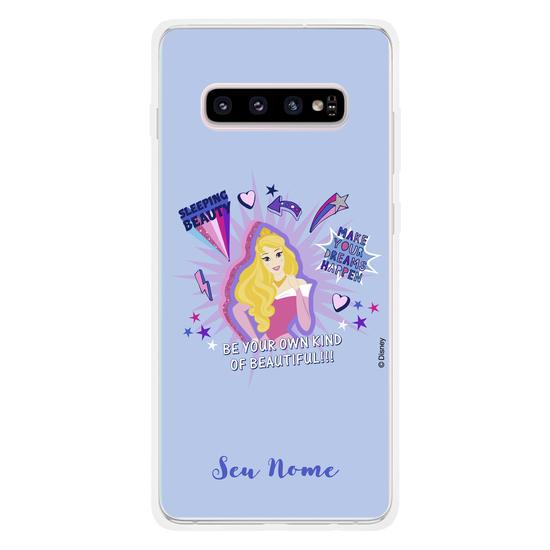 Capinha para celular Disney - Princess Power Aurora