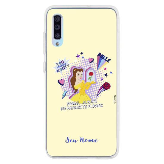 Capinha para celular Disney - Princess Power Bela