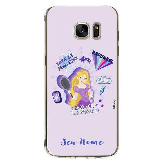 Capinha para celular Disney - Princess Power Rapunzel
