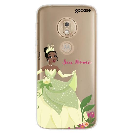 Capinha para celular Disney - Tiana Clean