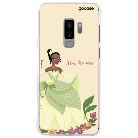 Capinha para celular Disney - Tiana